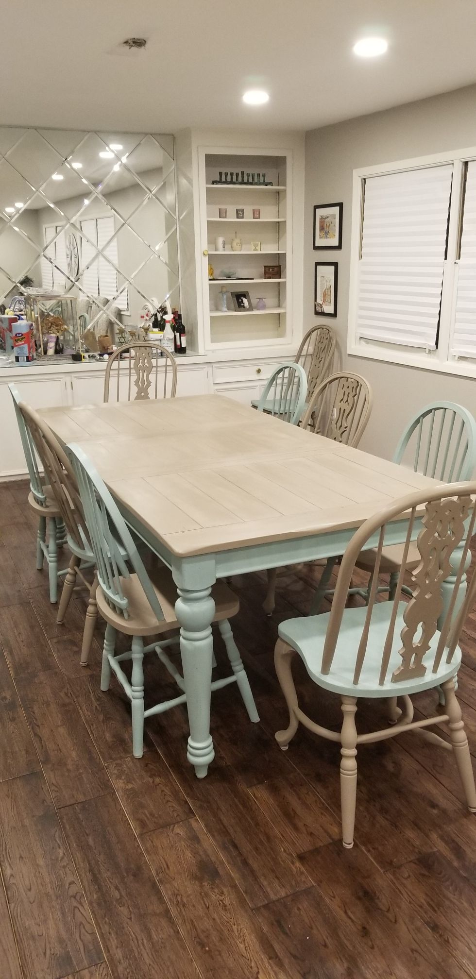 Annie Sloan Paint Chalk Paint Dining Table Painted Dining Table