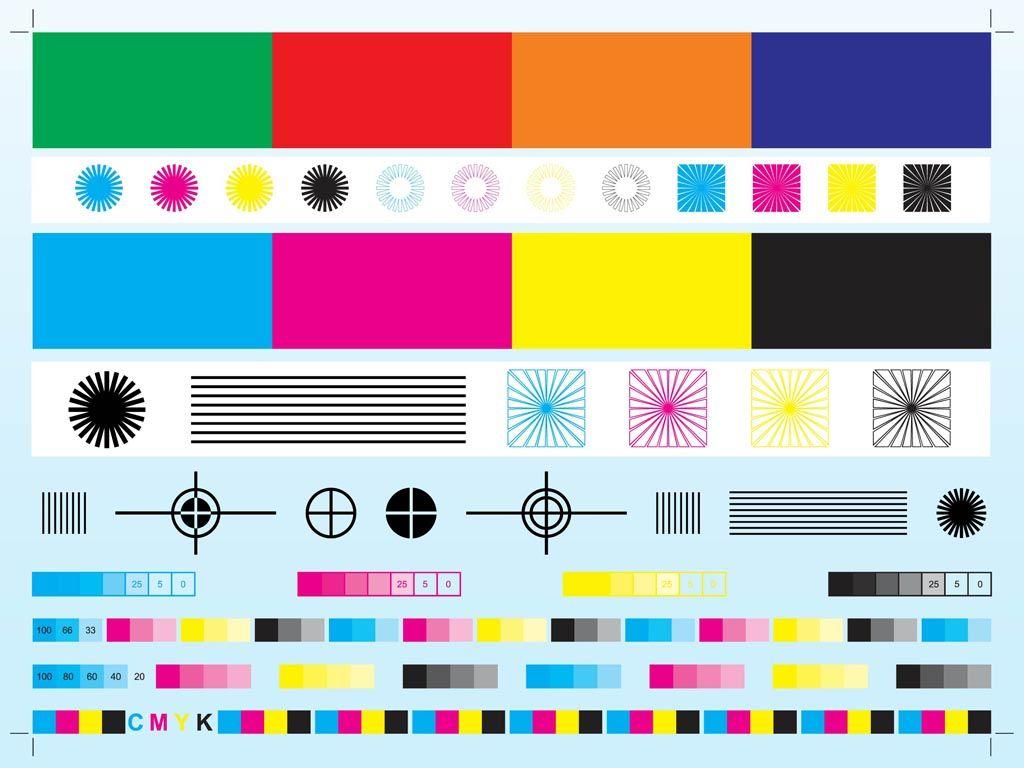 Print Color Bar