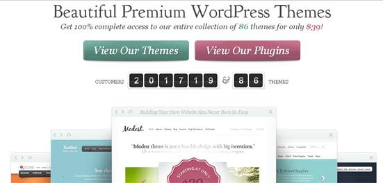 Las mejores páginas de temas para Wordpress http://nuriagarciacastro ...