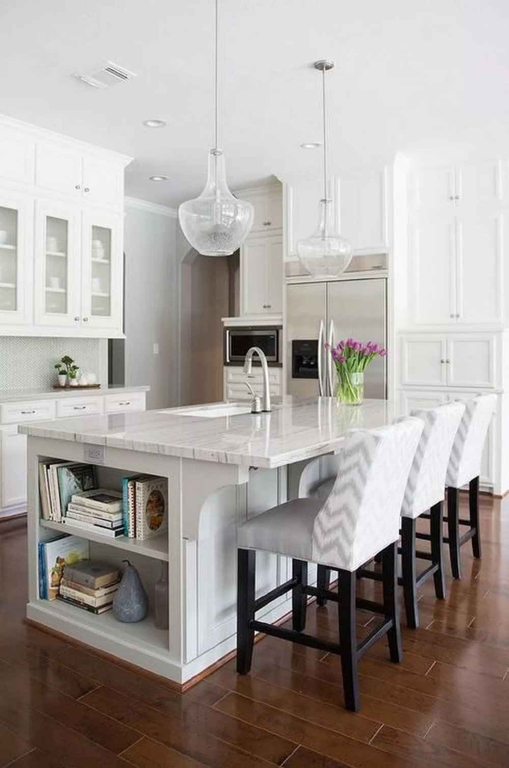 40 All About Kitchen Islands Storage Solutions (22