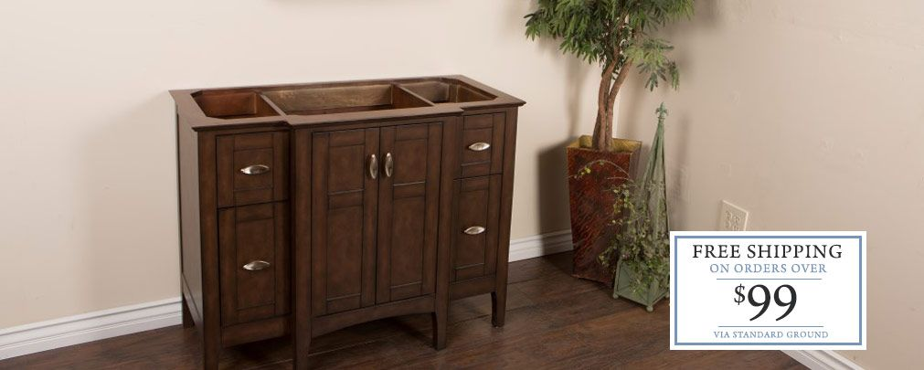 36 Bathroom Vanity Without Top With Images 48 Inch Bathroom
