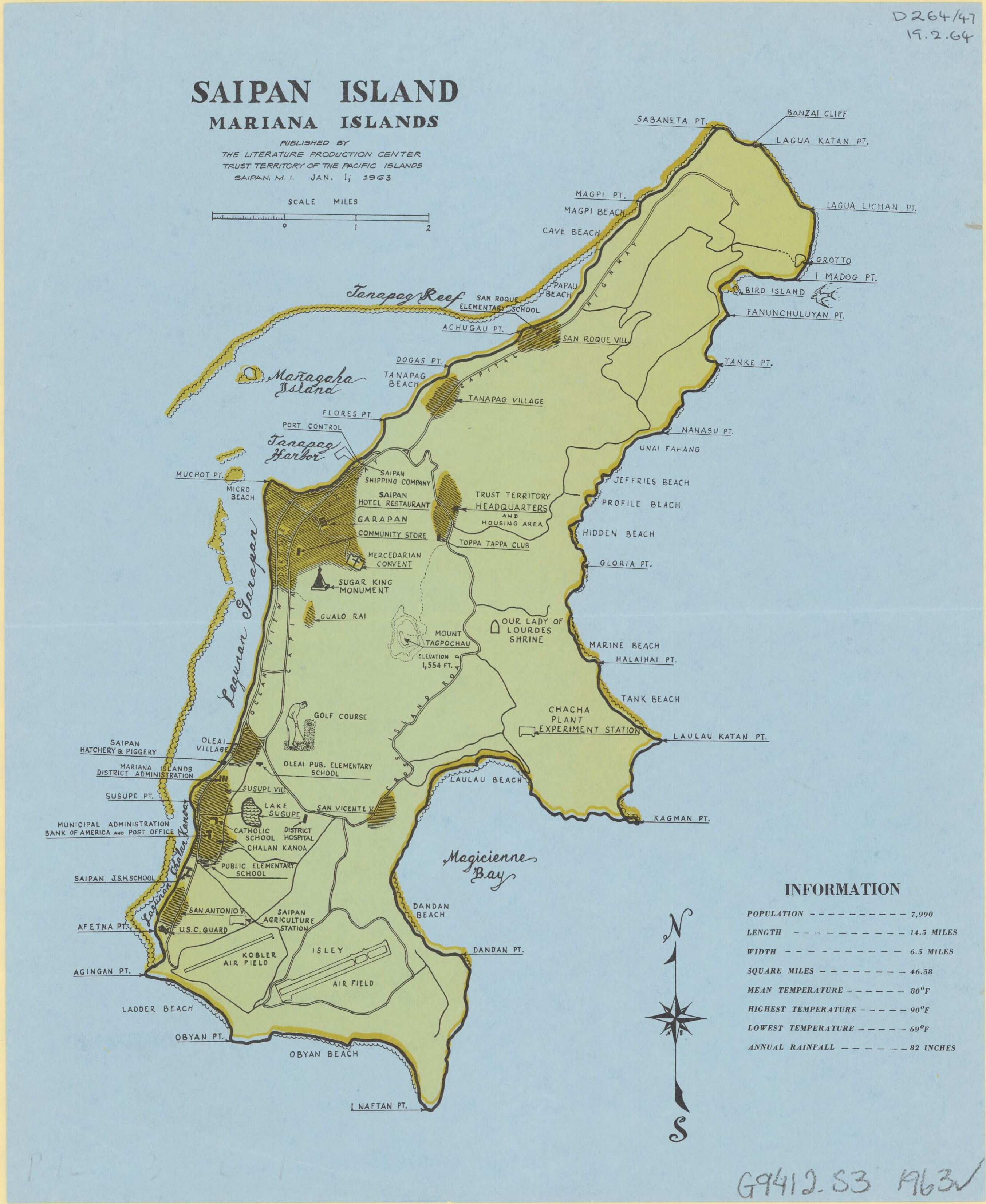 Saipan Island, Mariana Islands (1963) | t r a v e l in 2019 ... on papeete map, battle of midway map, peleliu map, micronesia map, iwo jima map, tinian map, pago pago, guam map, tarawa atoll, mariana islands map, coral sea map, marshall islands map, malta map, midway atoll, wake island, philippines map, guadalcanal map, palau map, tarawa map, battle of guam, pohnpei map, sipan island map, pacific war, saipan international airport, howland island, northern mariana islands, taiohae map, larry hillblom, pago pago map, battle of saipan, yap map,
