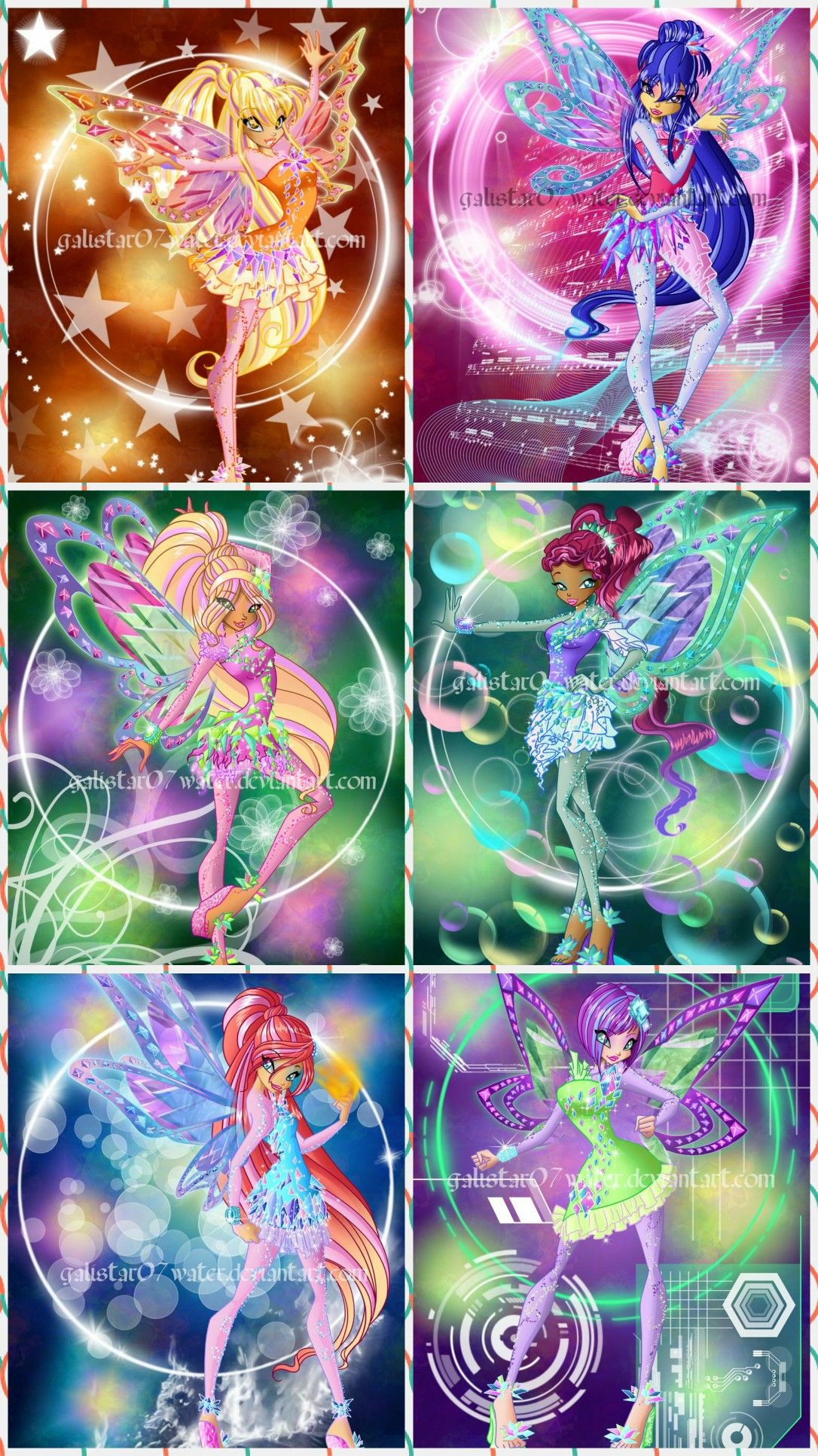 Tynix powers | winx club in 2019 | Bloom winx club, Club style, Winx