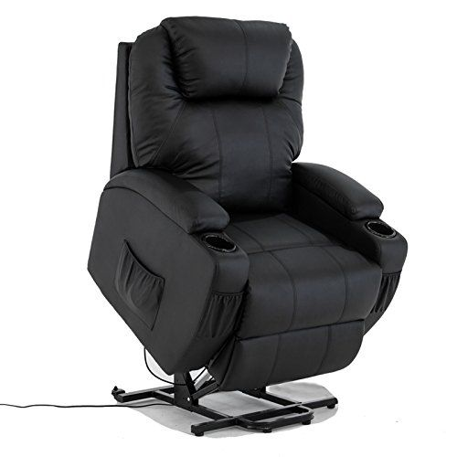 Groovy Mecor Electric Power Lift Recliner Chair Comfortable Leather Gamerscity Chair Design For Home Gamerscityorg