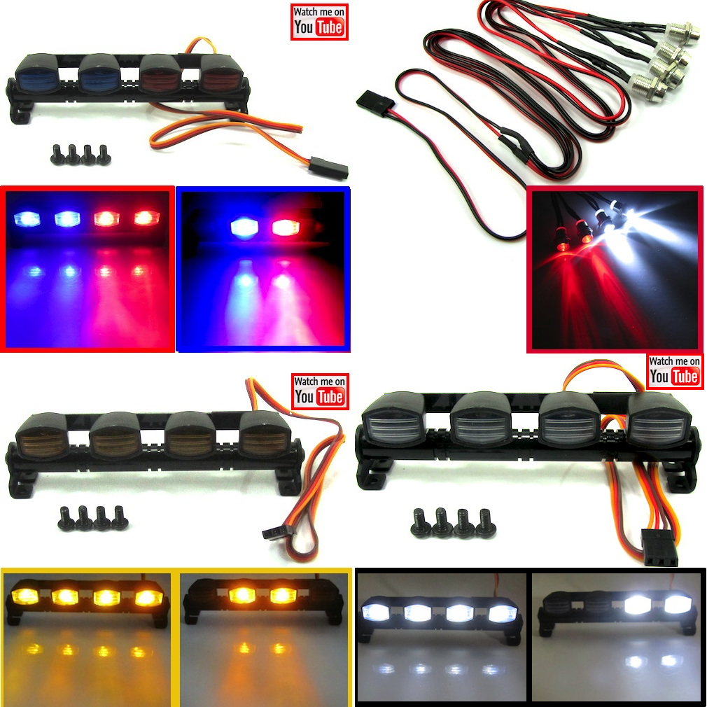 New light bars and kits for your rc many of these new and old new light bars and kits for your rc many of these new and old awesome aloadofball Images