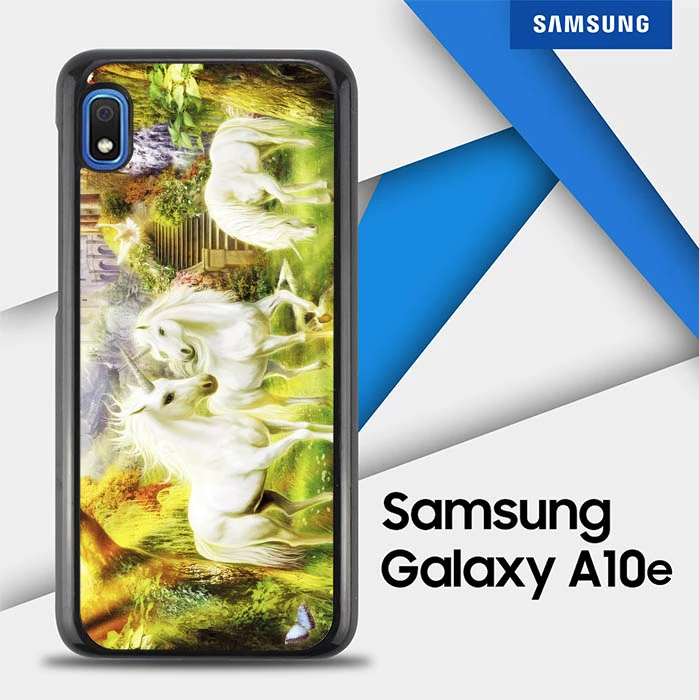 Samsung Wallpaper A10 Hintergrundbild Tapete Horse Unicorn Wallpaper Y010 Samsung Galaxy A10e Case Recovery Case Samsung Galaxy Galaxy Samsung