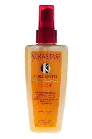 Do   Don t del sol  Protector para cabellos sensibilizados Huile Lactée a320746c4180