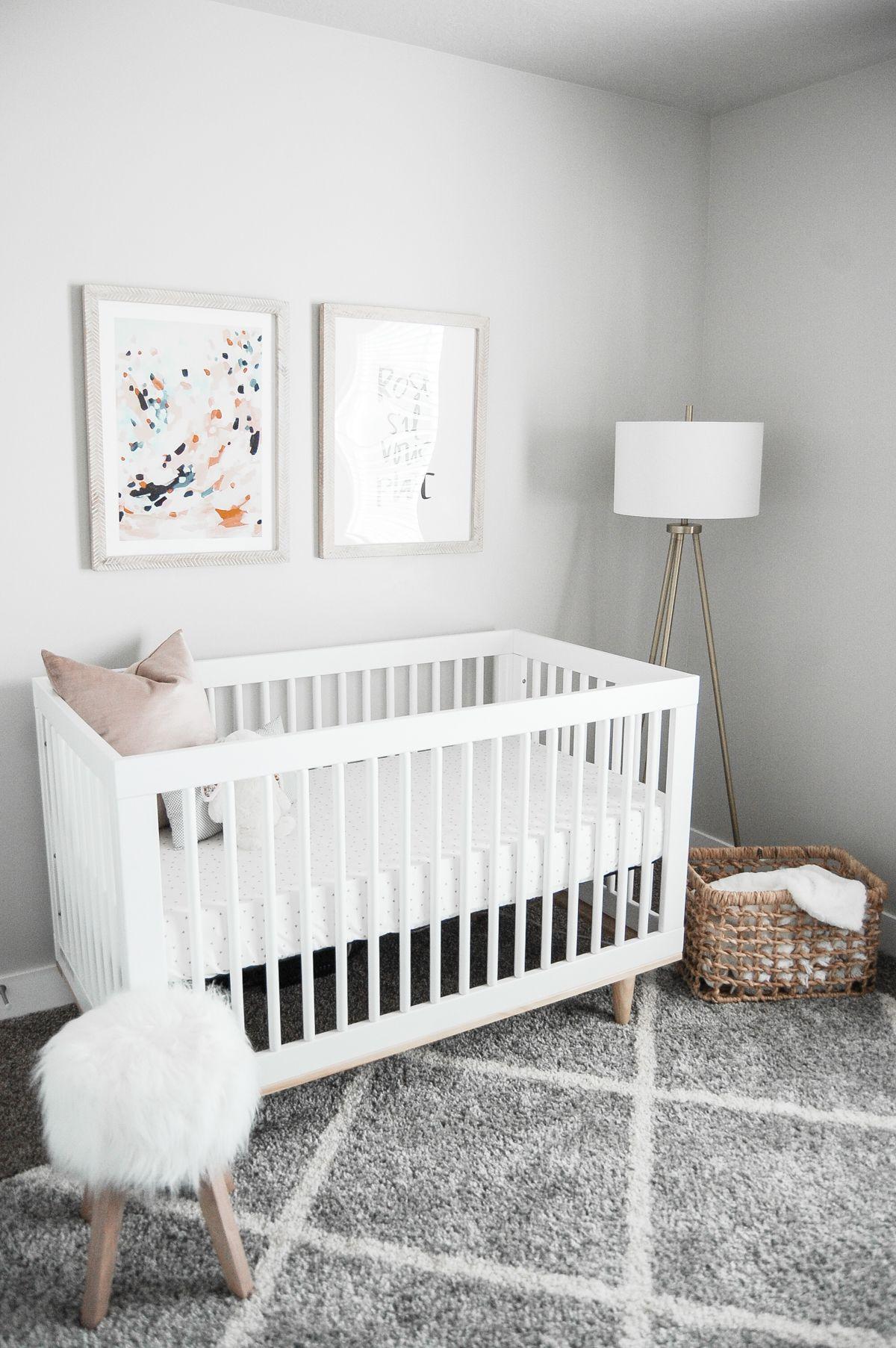 Scarlett S Nursery Reveal Decoration Chambre Bebe Garcon Idee