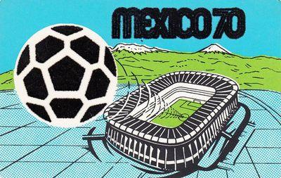 Mexico 70 postcard.