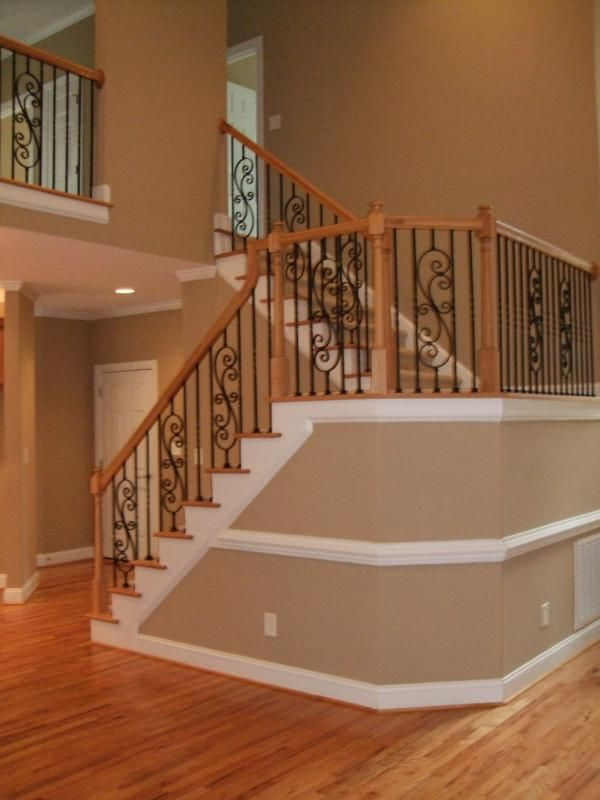 New Home Staircases Oak Craftsman And More Styles