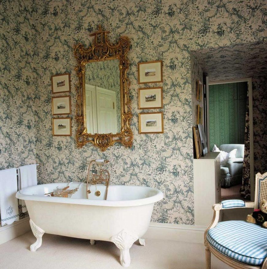 20 Stunning Victorian Bathrooms With A Romantic Twist
