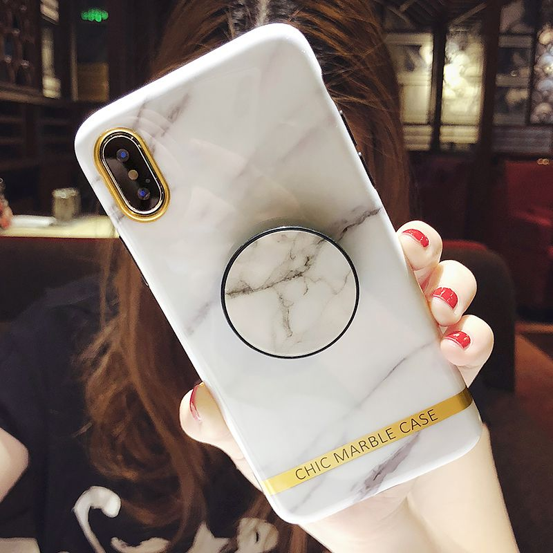 Insnic Iphone Marble Case With Holder Marble Iphone Case Marble Case Iphone 7 Cases Luxury