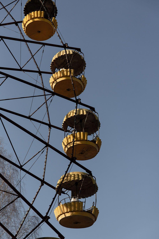 Photographing Pripyat Amusement Park (с изображениями