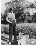 Coco Chanel, Tomboy style