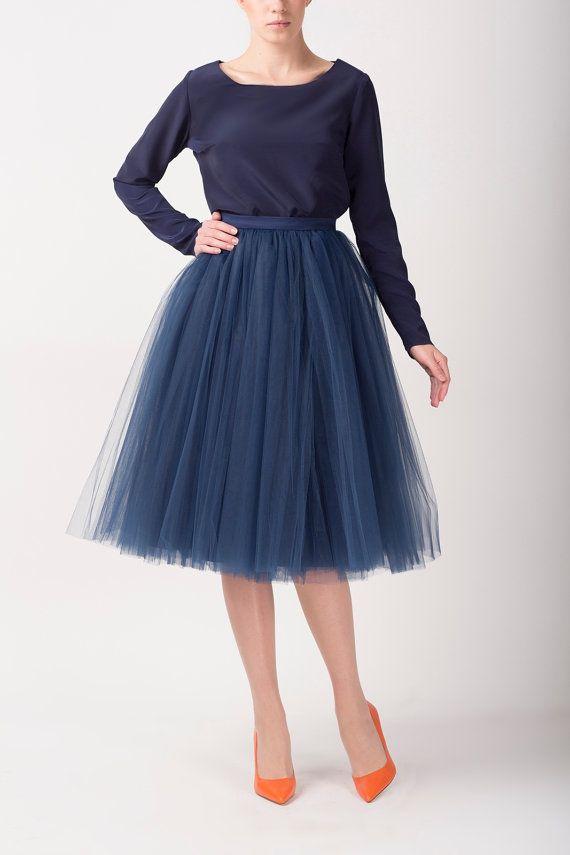 e4c59d1b49 Tulle skirt, long petticoat, high quality tutu skirts, tulle tutu,  tealength tutu