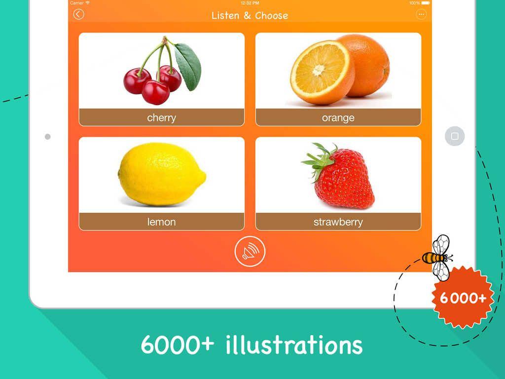 6000 Words Learn Finnish Language & Vocabulary Appar