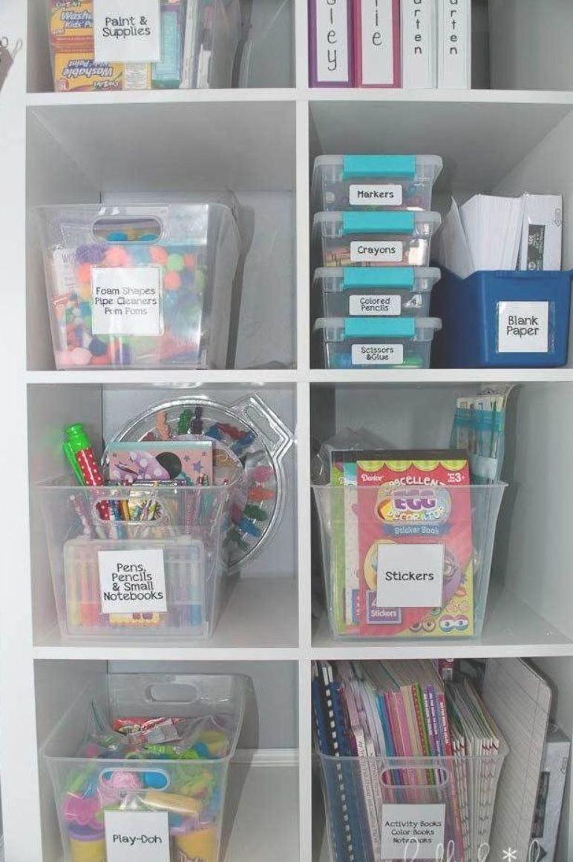 Pin On Kids Storage