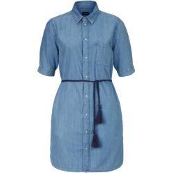Reduzierte Freizeitkleider für Damen #denimstreetstyle