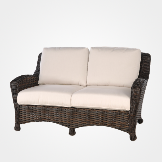 Dreux Loveseat Zasio Replacement Cushions Outdoor Cushions