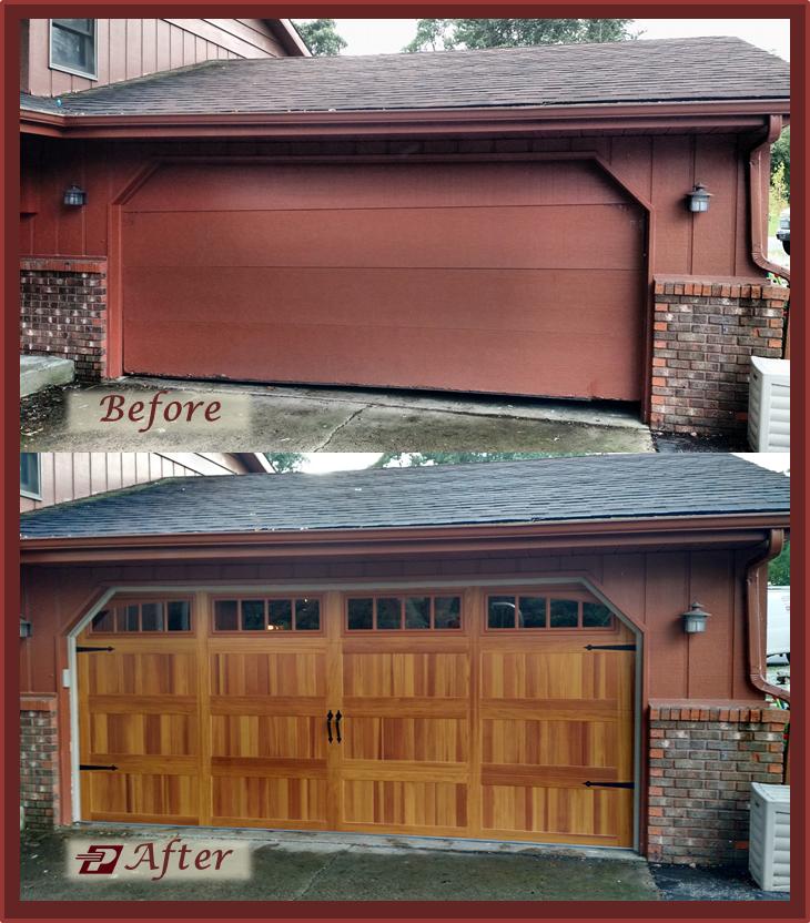 Garage Door Replacement By Preferred Window And Door Garage Doors Doors Window Installation