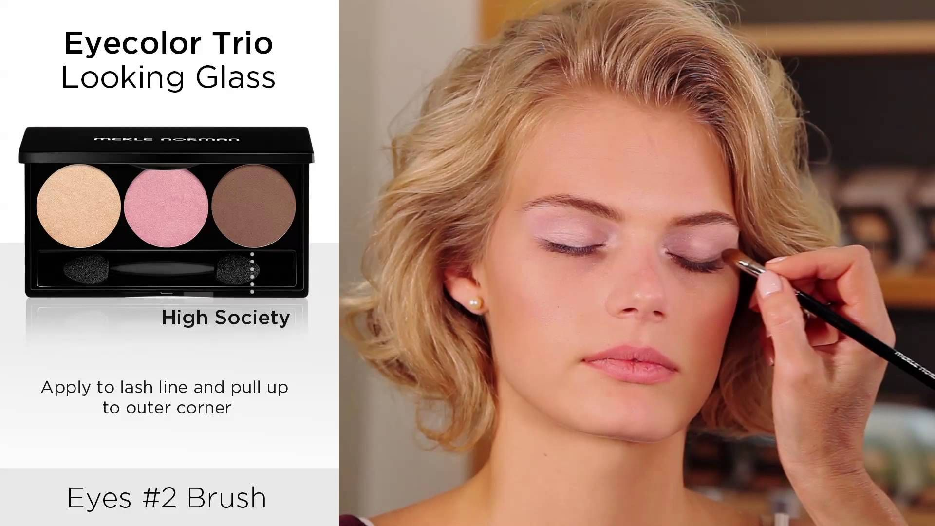 Merle Norman Cosmetics Spring 2014 Looking Glass Look