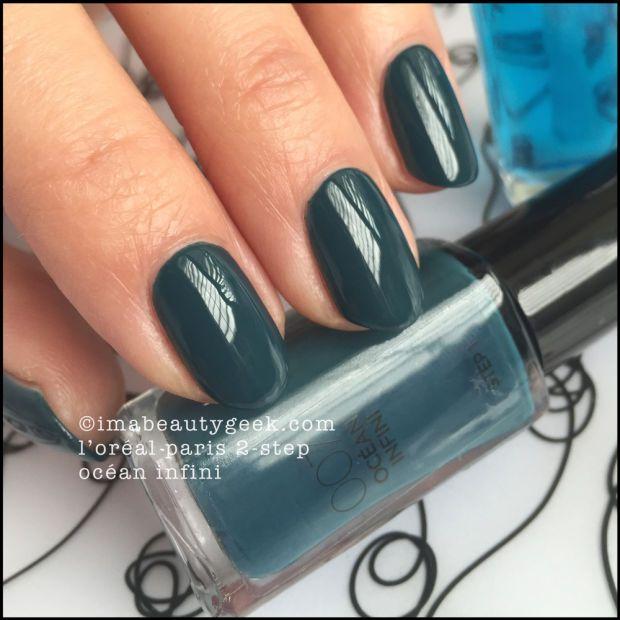 L Oreal Paris Infallible 2 Step Nail Colour Part Deux Nails Nail Polish Nail Colors
