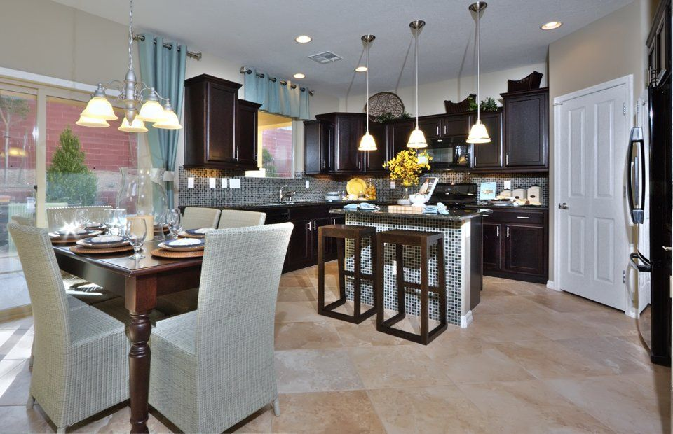 With the Pulte Kitchen Design Studio, you can design a modern ...