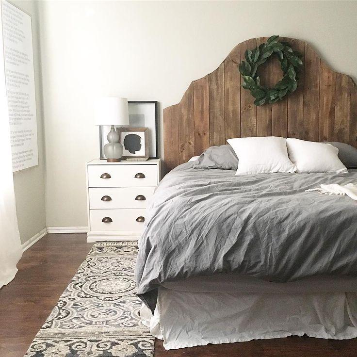Image Result For Modern Farmhouse Bedroom