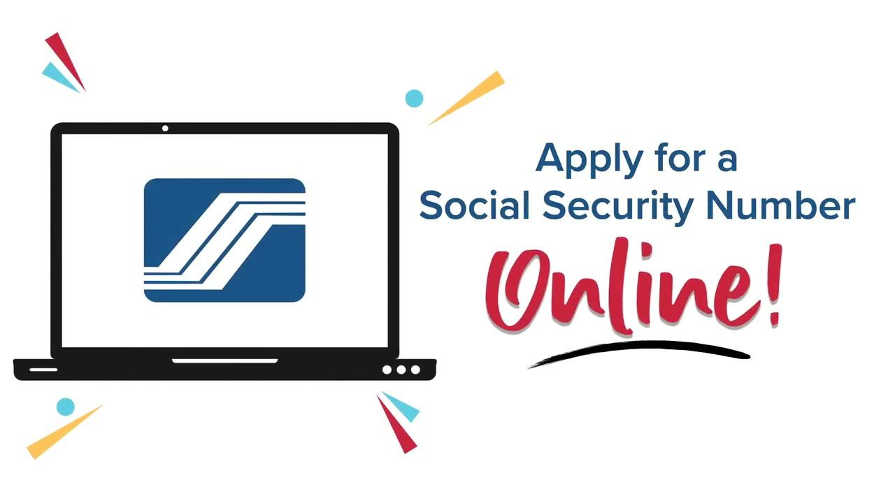 How to apply for a social security number online in 2020