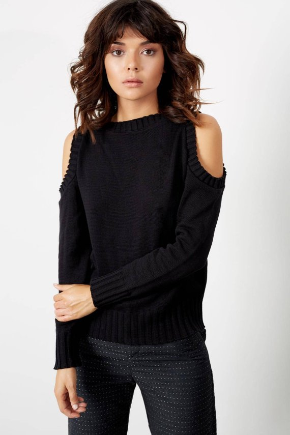 Knit Sweater ee0bf60237