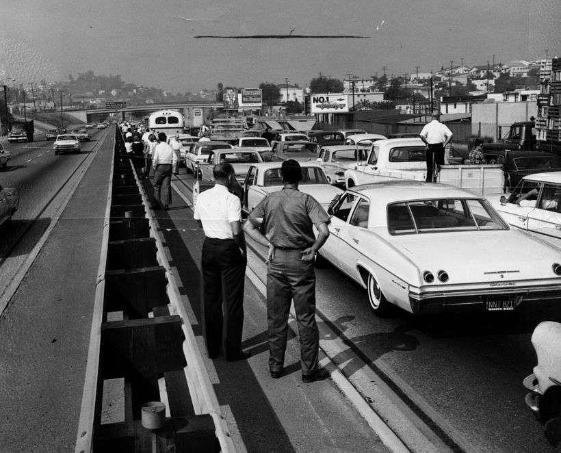 100 Incredible Vintage Photos Los Angeles Los Angeles History Photo