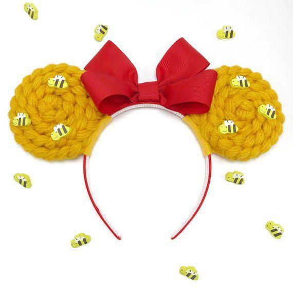 Winnie the Pooh Minnie Mouse Ears  e92f147fd