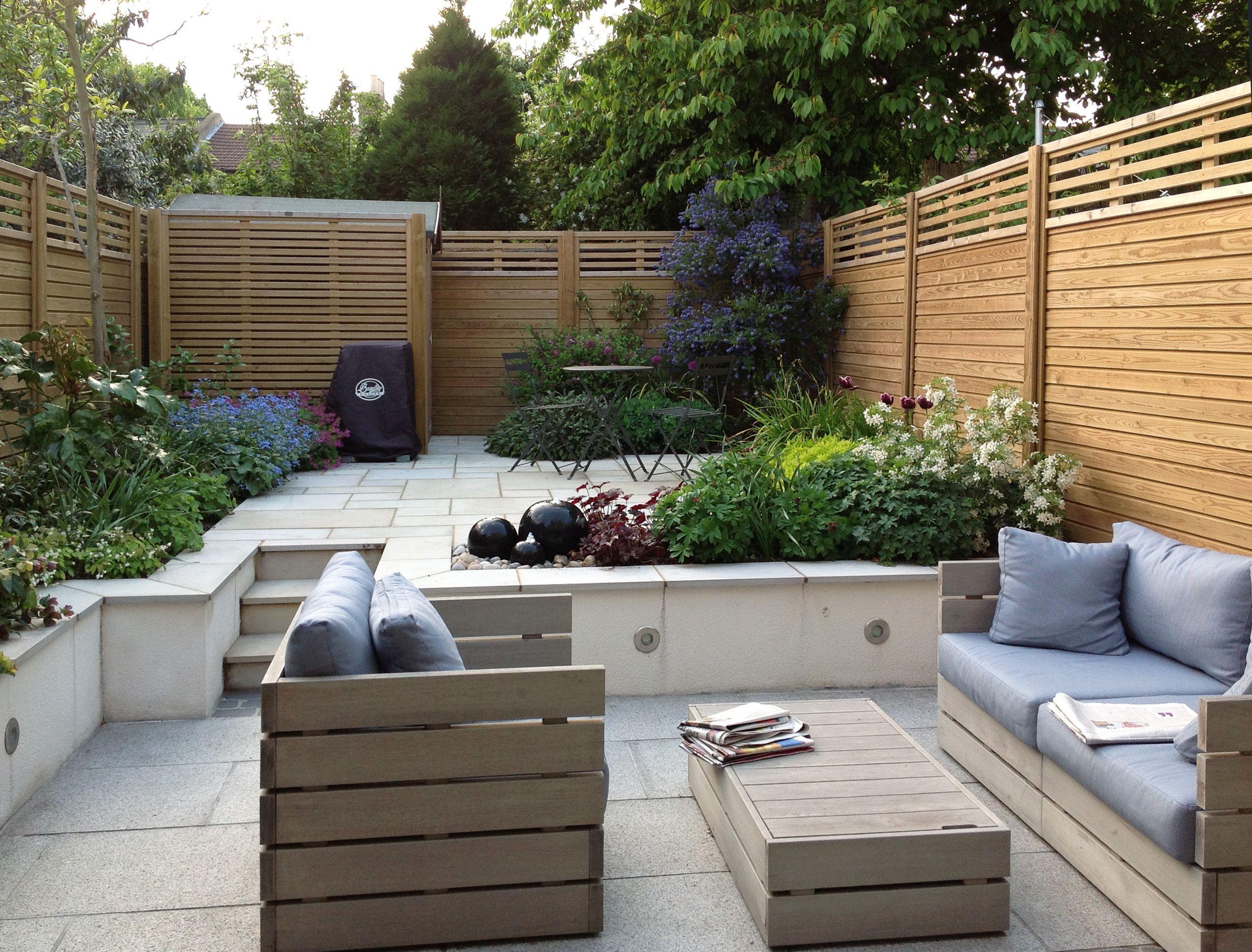 Peckham garden redesign by Tim Mackley featuring ...