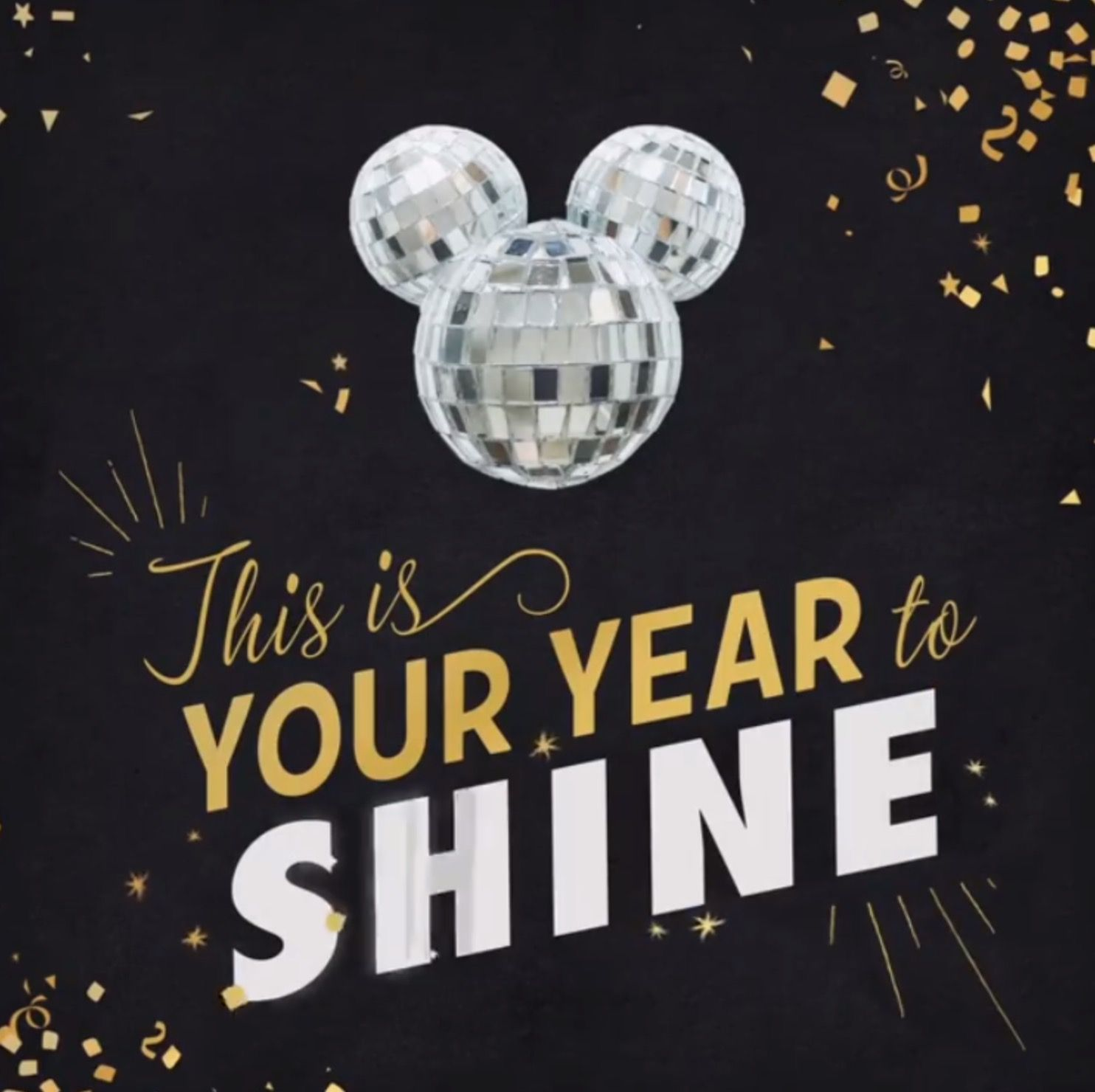 Walt Disney Christmas Quotes.This Is Your Year To Shine Quotes Disney New Year
