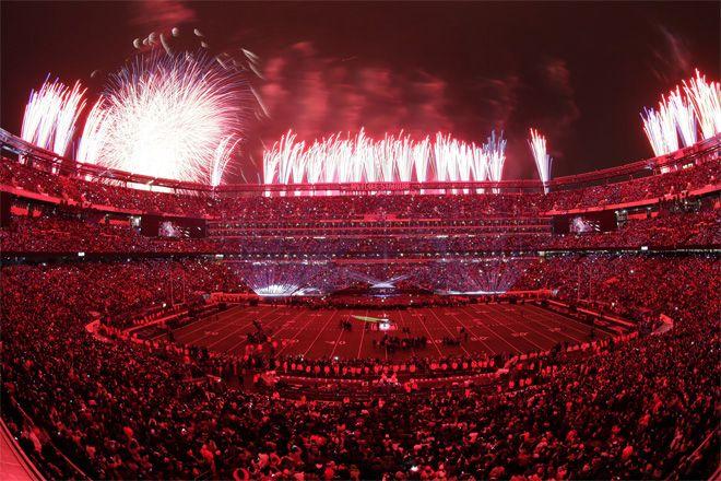 Stadium crazy