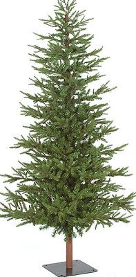 the best attitude c15b7 fb221 7ft Forest Pine Tree Unlit Artificial Christmas Tree 7ft H x ...