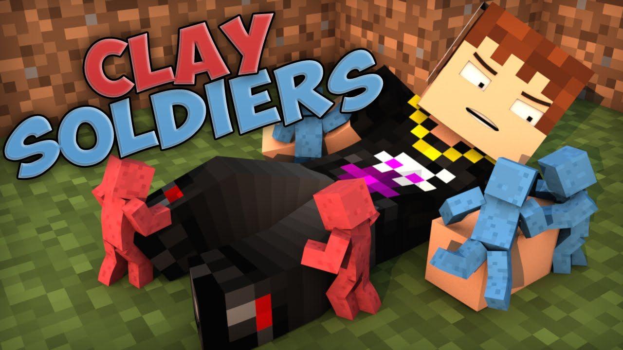 162f5f50a167afff70ab27014f3db9f3 - How To Get The Clay Soldiers Mod In Minecraft