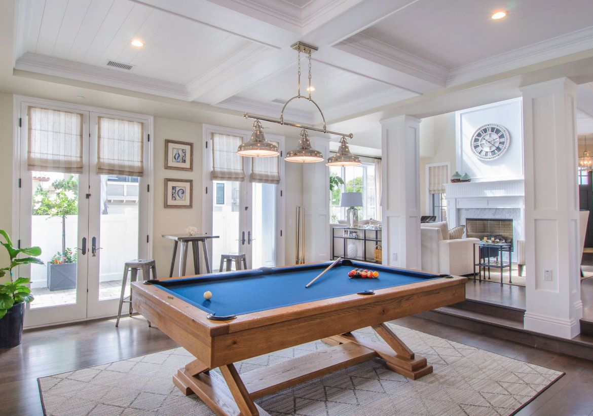 49 Cool Pool Table Lights to Illuminate Your Game Room in