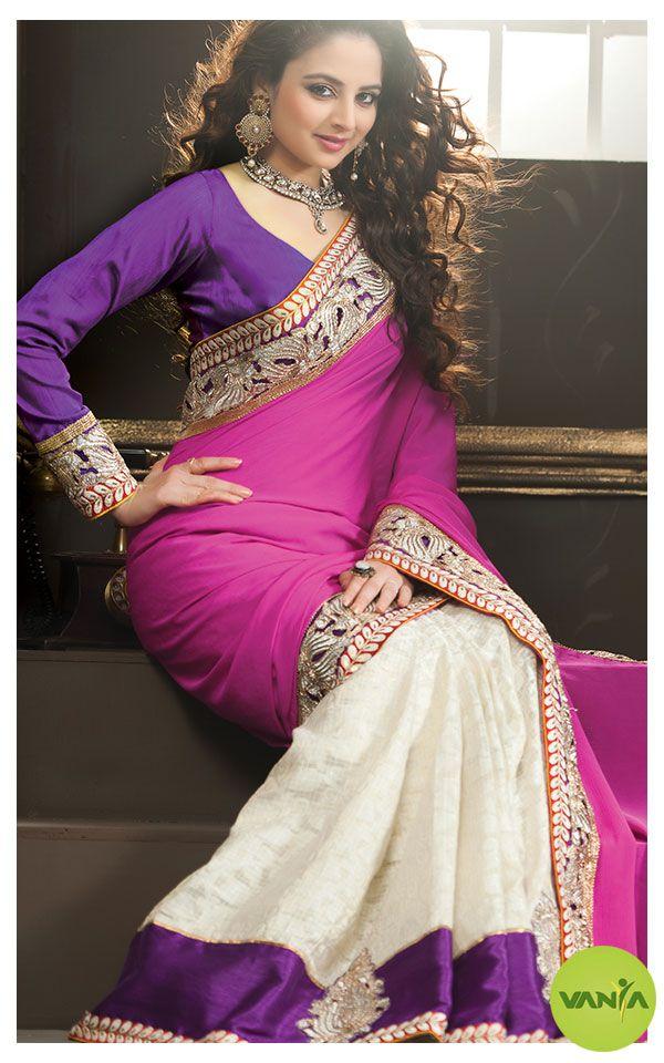Designer Saree by Vanya