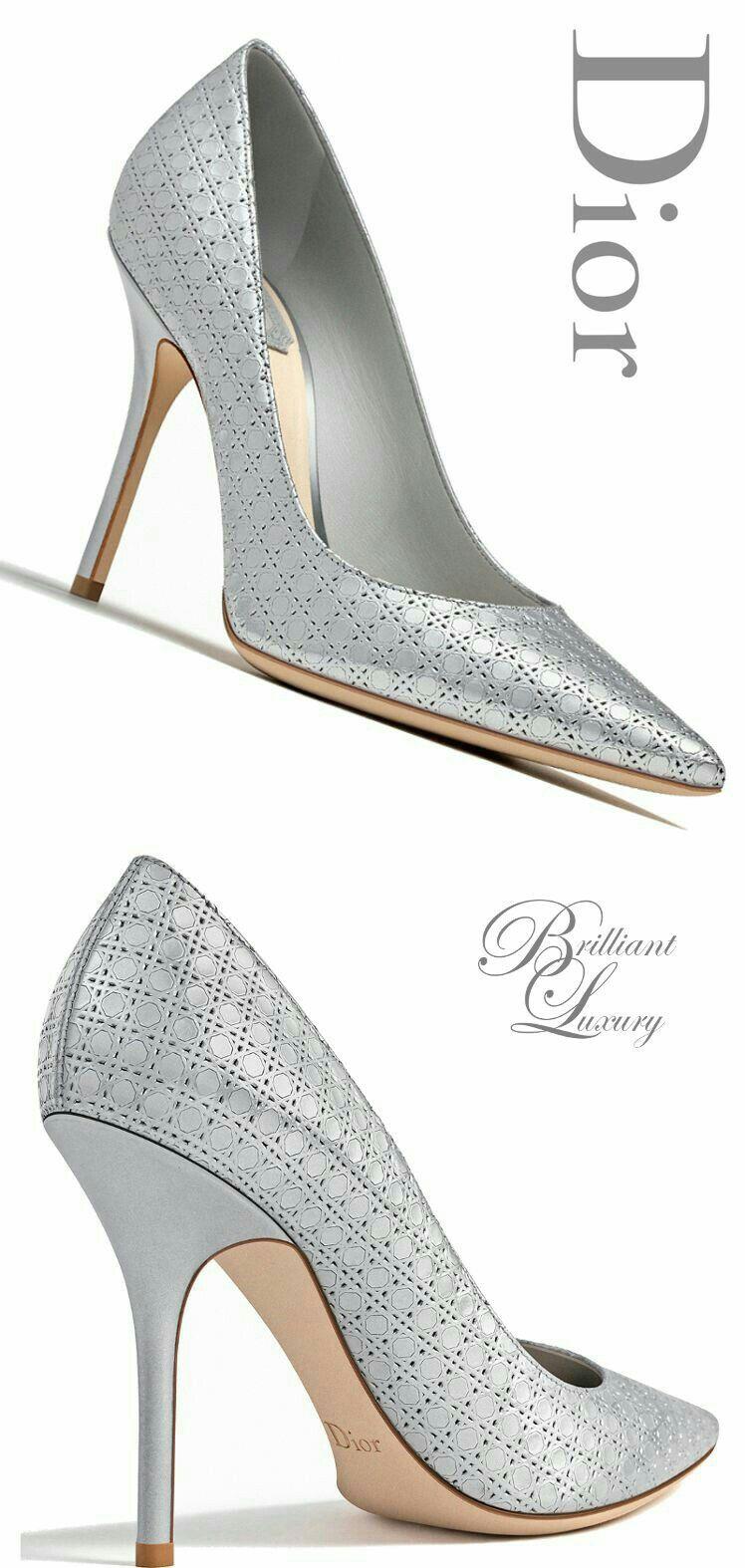 Silver is for queens | Heels, High
