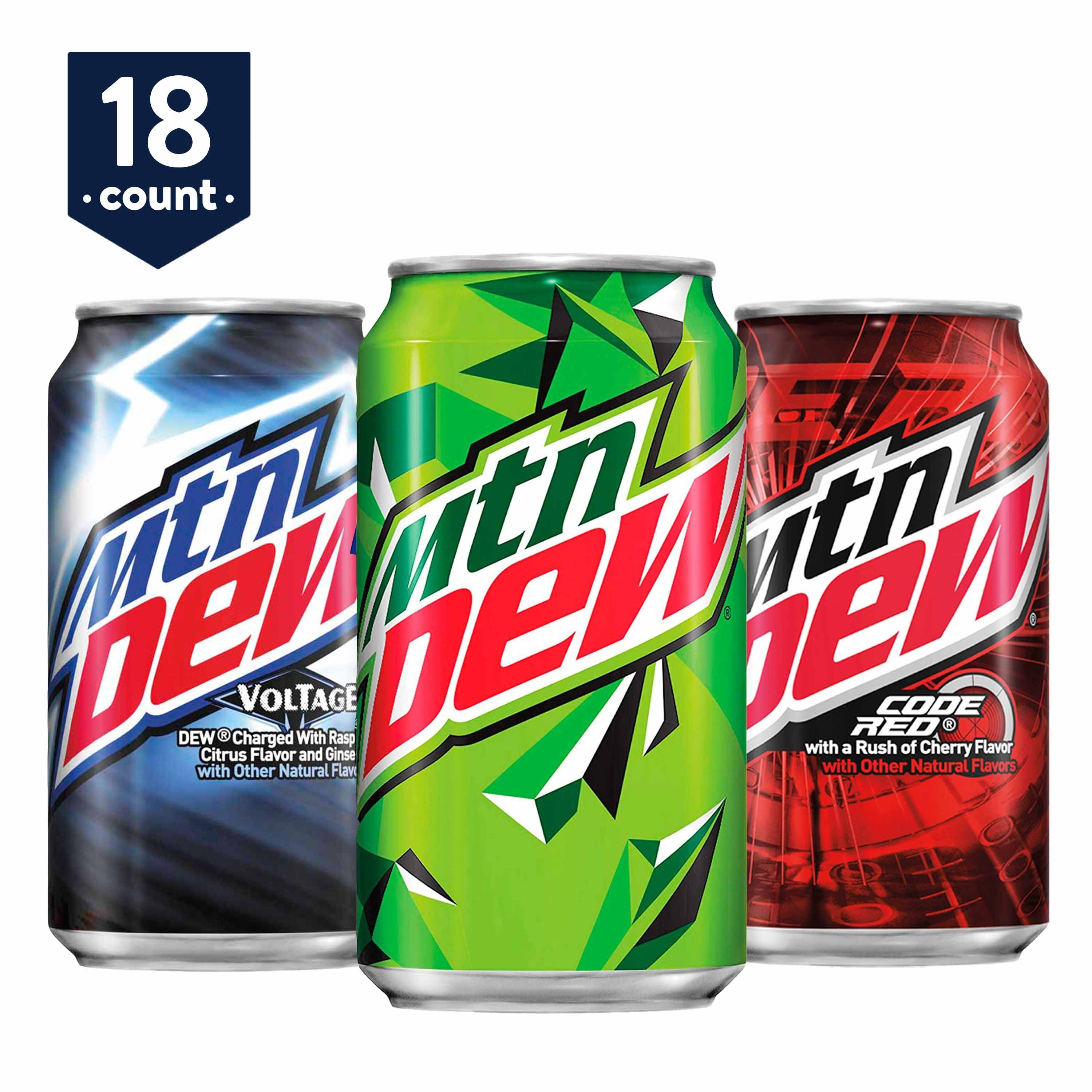 packaging may vary Mountain Dew Baja Blast 12 fl oz cans 12 count