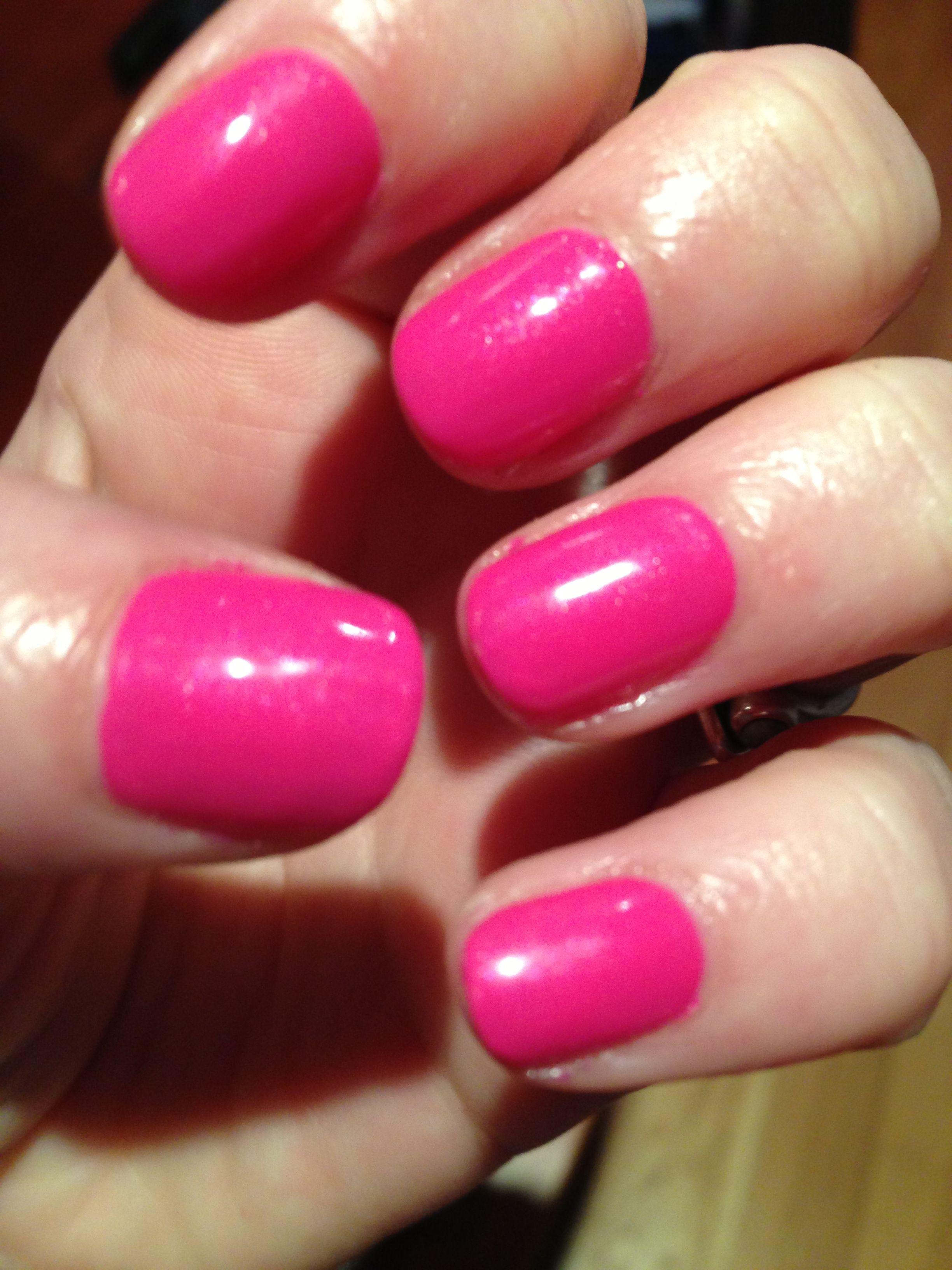 Smitten kitten | Jessica GELeration nails by me! | Pinterest