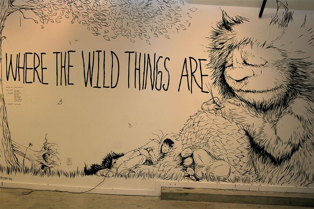 Were the wild things are   Wild things and Childhood