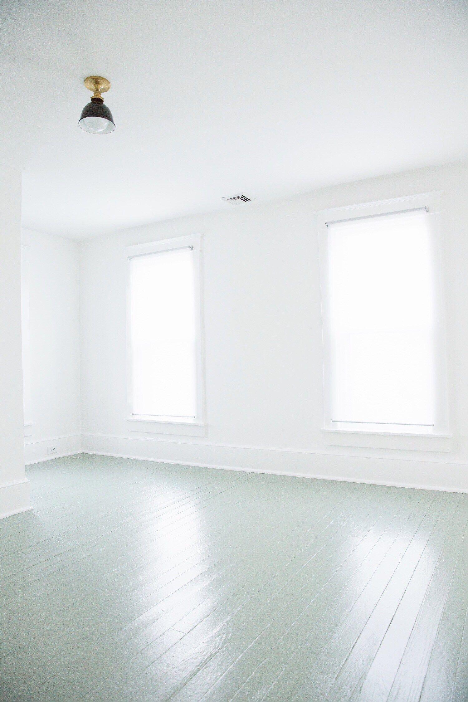 Painting Wood Floors Painted Wood Floors White Painted Floors