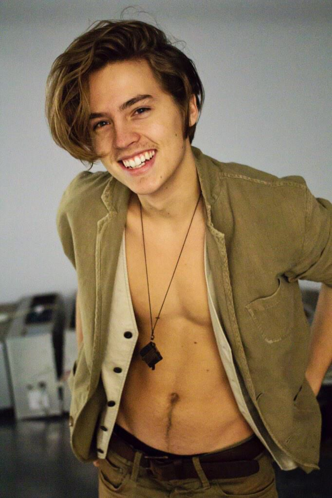 Cole Sprouse played Ben on Friends  | Fangirl | Friends in