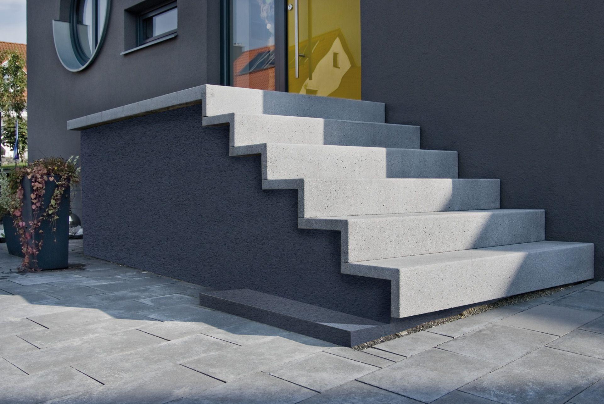 Treppen Und Stufenideen Hauseingang Treppen Eingang Treppe Treppe
