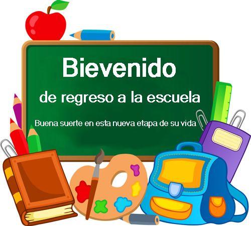 Imagenes Animadas Feliz Regreso A Clases Imagenes Tristes Para Compartir Beginning Of School Preschool Crafts Teacher Boards