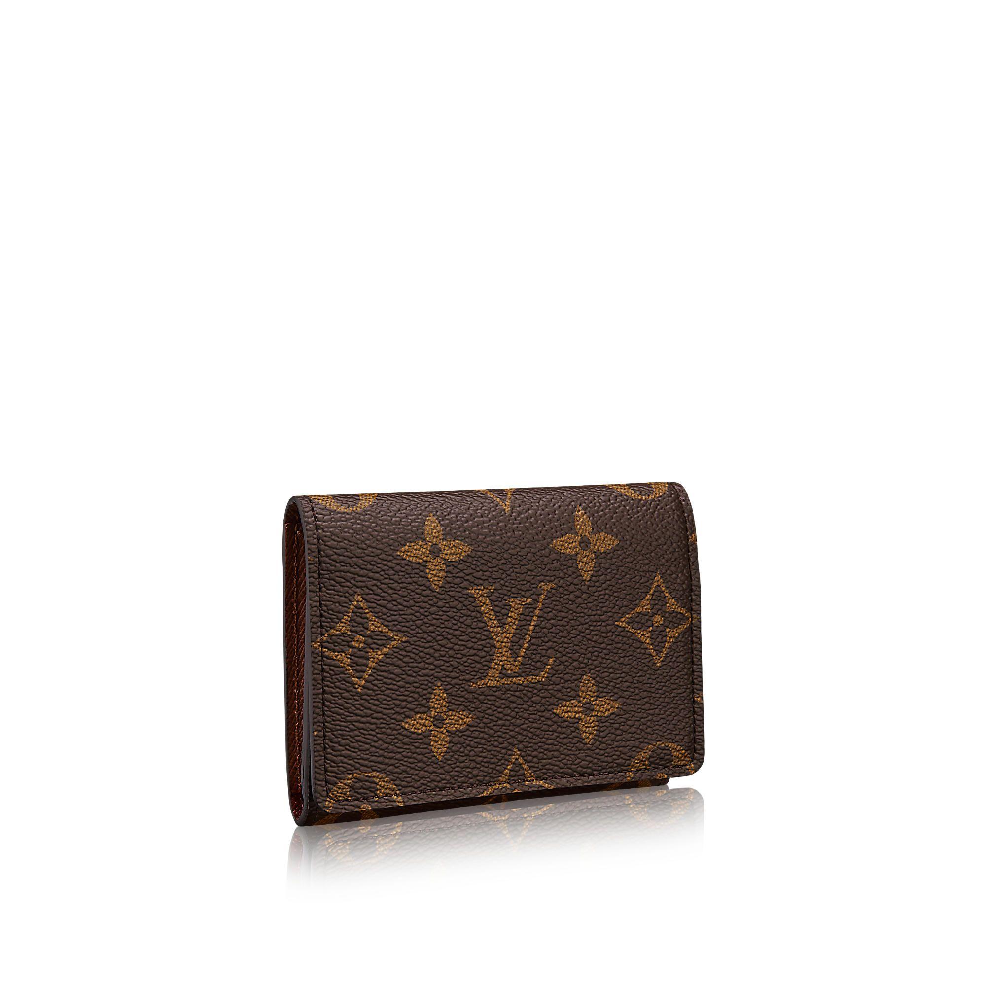 Enveloppe Carte De Visite Via Louis Vuitton