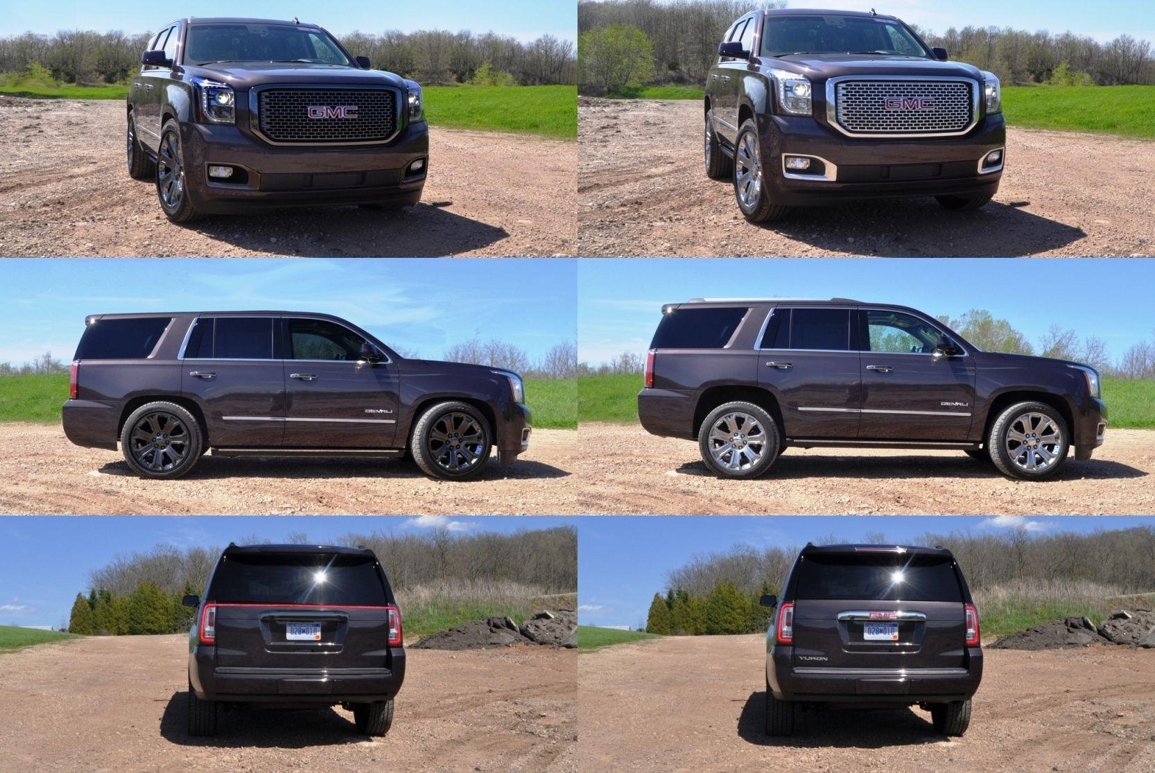 Car Revs Daily.com Future SUV Rendering 2016 GMC Denali VIP Concept 15 800x535 photo