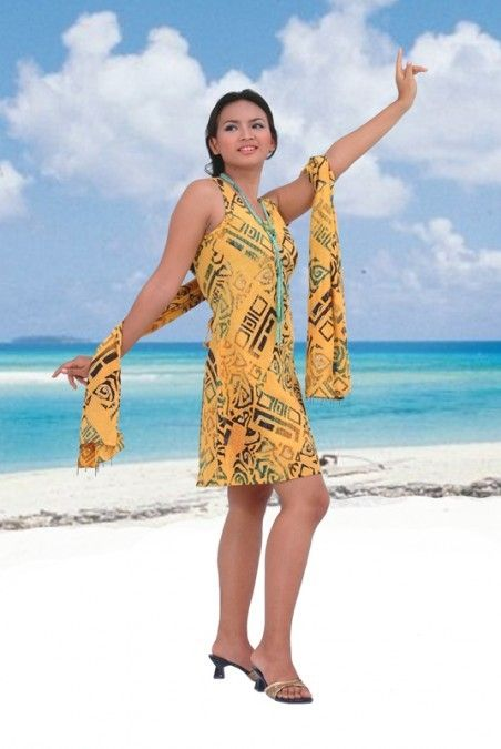 bf3717035482 Simply Spectacular Tropical Tank Dress at Tropical Tantrum | Casual ...